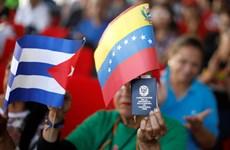 Cuba và Venezuela khẳng định tình đoàn kết không thay đổi
