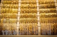 Giá vàng châu Á giảm phiên 22/1 khi lợi suất trái phiếu Mỹ tăng