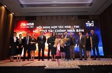 MSB hợp tác với Tiki phát triển dịch vụ tài chính-ngân hàng