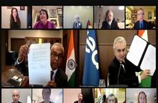 Ấn Độ ký hiệp định đối tác chiến lược với Cơ quan năng lượng quốc tế