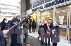 Pháp: Tập hợp ủng hộ vụ kiện chất độc da cam của bà Tố Nga