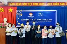 Nova Group sát cánh cùng hộ nghèo, nạn nhân chất độc da cam ở Đồng Nai