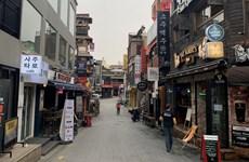 Tình trạng tiết kiệm chi tiêu tác động tiêu cực đến kinh tế Hàn Quốc