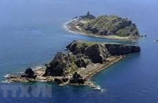 Nhật Bản phản đối tàu Trung Quốc xâm nhập gần quần đảo tranh chấp