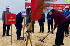 Phó Chủ tịch nước phát động 'Tết trồng cây đời đời nhớ ơn Bác Hồ'