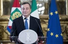 Italy: Chính phủ Thủ tướng Draghi vượt qua cuộc bỏ phiếu tín nhiệm