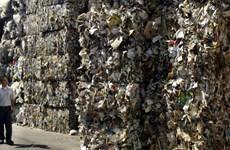 Trung Quốc gửi trả lại rác thải nhập khẩu để bảo vệ môi trường