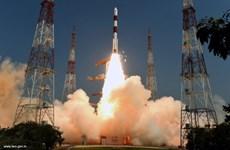 Ấn Độ phóng thành công tên lửa đưa 19 vệ tinh vào quỹ đạo