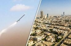 Saudi Arabia chặn đứng nhiều vụ tấn công của phiến quân Houthi