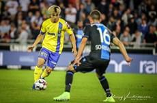 Công Phượng chính thức ra mắt, Sint-Truindense thảm bại 0-6