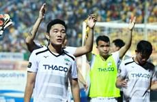 Hoàng Anh Gia Lai 'nhớ' Xuân Trường sau trận thua Nam Định