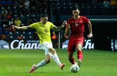 Danh sách Việt Nam đấu Thái Lan: Không có Hà Đức Chinh, Văn Quyết