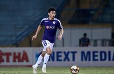 Đoàn Văn Hậu có nguy cơ vắng mặt ở trận gặp tuyển Thái Lan