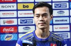 Đội phó tuyển Việt Nam không đánh giá cao hàng thủ tuyển Thái Lan