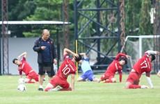 HLV Park Hang-seo nhắc nhở riêng Công Phượng, dặn dò Đặng Văn Lâm