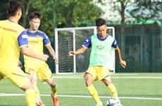 U22 Việt Nam khó khăn thế nào khi thi đấu với cỏ nhân tạo ở SEA Games?