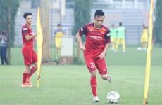 Võ Huy Toàn chấn thương đùi, nguy cơ lỡ trận đấu với Malaysia