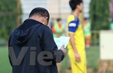 Quang Hải trở lại, HLV Park Hang-seo đã có đội hình đánh bại Malaysia