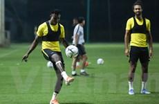 Đội tuyển Việt Nam 'đối đầu' sớm Malaysia trên sân tập