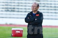 HLV Park Hang-seo muốn U22 Việt Nam đá đẹp, cống hiến trước U22 UAE