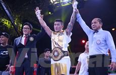 Trương Đình Hoàng xuất sắc giành đai WBA Đông Á đầu tiên cho Việt Nam