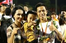 Văn Quyết: Xin tặng chức vô địch cho người hâm mộ Hà Nội FC