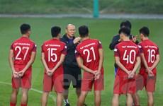 HLV Park Hang-seo loại 5 cầu thủ khỏi danh sách đội tuyển Việt Nam