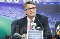 HLV Troussier: 'Tôi tự hào là huấn luyện viên U19 Việt Nam'