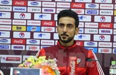 Hậu vệ đội tuyển UAE 'khiêu khích' tuyển Việt Nam trước trận đấu