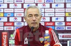 """Huấn luyện viên đội tuyển UAE: """"Việt Nam mạnh nhất bảng G"""""""