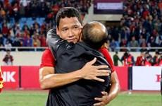 HLV Park Hang-seo: 'Tôi muốn giữ Anh Đức ở lại tuyển Việt Nam'