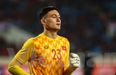 Đặng Văn Lâm: 'Chúng ta hãy mơ về World Cup và cố gắng từng trận đấu'
