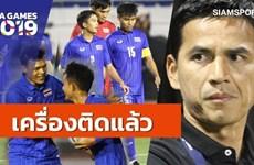 HLV Kiatisuk: 'Thắng U22 Brunei giúp Thái Lan bám đuổi Việt Nam'