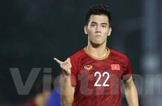 Tiến Linh: 'U22 Việt Nam bất khuất, không đầu hàng trước Thái Lan'
