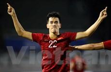 Tiến Linh và Đức Chinh cạnh tranh quyết liệt Vua phá lưới SEA Games 30