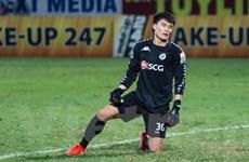 Thủ môn Bùi Tiến Dũng chia tay Hà Nội FC, chuyển tới TP.HCM