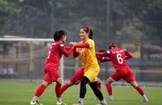 Tuyển nữ Việt Nam thêm hy vọng dự Olympic khi đối thủ xin rút lui sớm