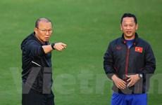 HLV Park Hang-seo có trợ lý ngôn ngữ riêng biệt ở ĐTQG và U23 Việt Nam