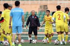 Danh sách U23 Việt Nam dự VCK U23 châu Á: HLV Park loại 3 cầu thủ