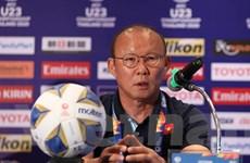 """Được FIFA coi là """"ngựa ô"""", HLV Park Hang-seo phản ứng gì?"""