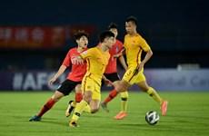 Thua tiếc nuối, Trung Quốc mất trụ cột tới hết VCK U23 châu Á 2020
