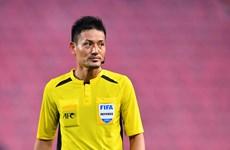 Xác định trọng tài Nhật Bản bắt chính trận U23 Việt Nam-U23 Jordan