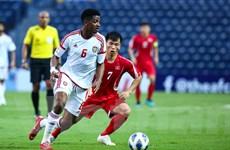 U23 UAE khẳng định quyết thắng U23 Jordan, U23 Việt Nam tạm yên tâm