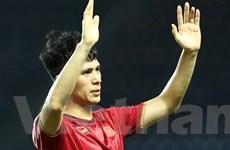 Đình Trọng bị treo giò ở trận đấu với Malaysia tại vòng loại World Cup