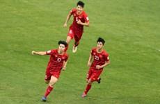 Tuyển Việt Nam đá giao hữu với Iraq chuẩn bị cho vòng loại World Cup
