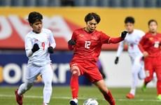 Tuyển nữ Việt Nam hạ Myanmar, mở ra cơ hội giành vé dự Olympic lịch sử