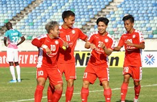 Công Phượng và Văn Quyết được AFC Cup vinh danh
