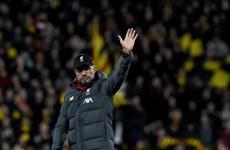 HLV Jurgen Klopp nói gì sau trận thua sốc của Liverpool?