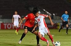 Công Phượng ''tịt ngòi,'' TP.HCM vẫn thắng đậm ở AFC Cup 2020