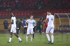 Bóng đá Việt Nam tiếp tục ''đóng băng'' bởi đại dịch COVID-19